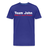 T-Shirts ~ Men's Premium T-Shirt ~ Team John!