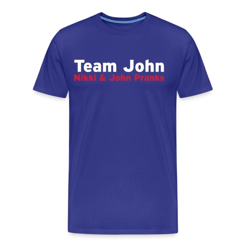 Team John! - Men's Premium T-Shirt