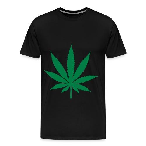 Cannabis - Männer Premium T-Shirt