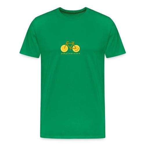 pamplemousse - Men's Premium T-Shirt