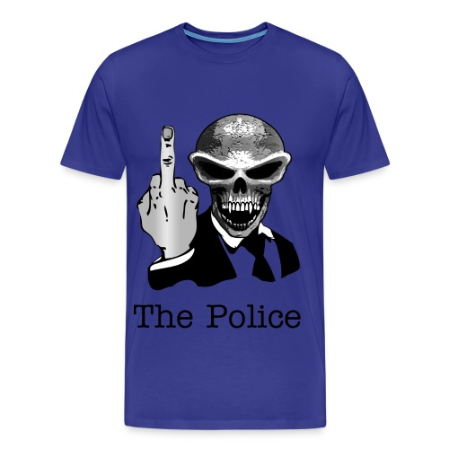 Tee - Shirt Homme - Fuck The Police - T-shirt Premium Homme