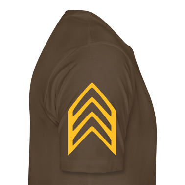 Military Insignia Badge T-Shirts