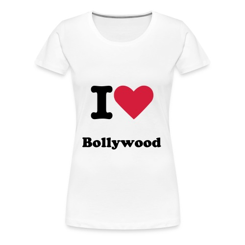 Bollywood-Fan Shirt - Frauen Premium T-Shirt