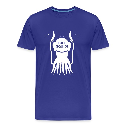 FULLSQUID! HELM - Men's Premium T-Shirt