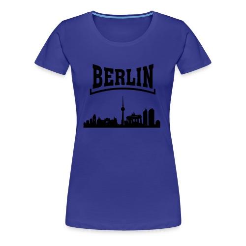Berlin Shirt - Frauen Premium T-Shirt