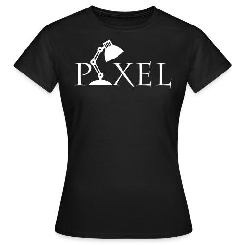 Dames T-shirt Girlie - Vrouwen T-shirt