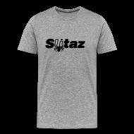 T-Shirts ~ Men's Premium T-Shirt ~ SliTaz Classic