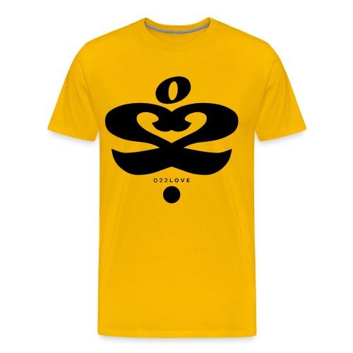 022_Love - Koszulka męska Premium