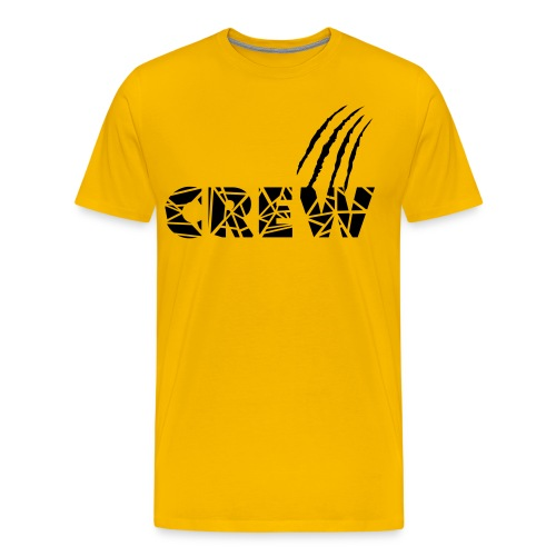 SAVAGE YELLOW NEW EDITION - Men's Premium T-Shirt