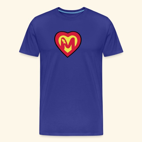 super martiniquais - T-shirt Premium Homme