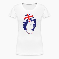 Gawd save the Queen T-Shirts