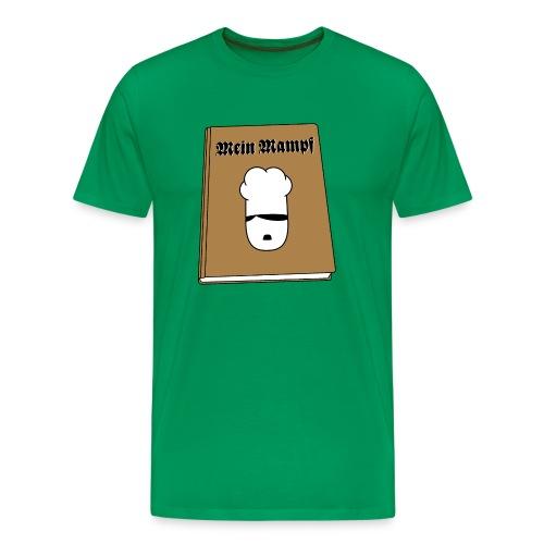 Mein Mampf - das Kochbuch (vegetarisch) - Männer Premium T-Shirt