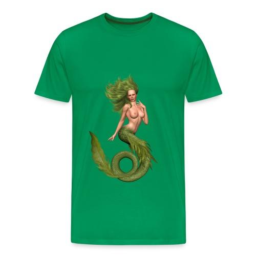 sexy Nixie - Männer Premium T-Shirt