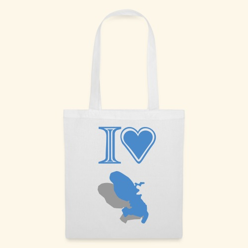 i love martinique - Tote Bag