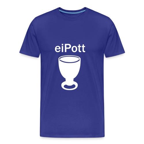 eiPott - Männer Premium T-Shirt