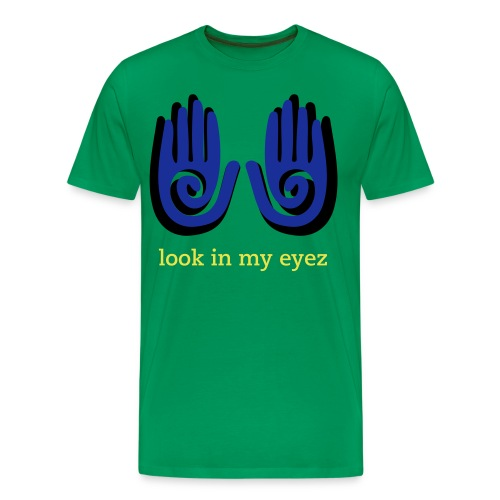 look in my eyez - Männer Premium T-Shirt