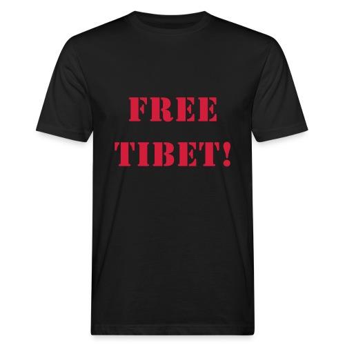 Klimaneutral, free tibet - Organic mænd