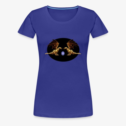 Dragons Fantasy tee - Women's Premium T-Shirt