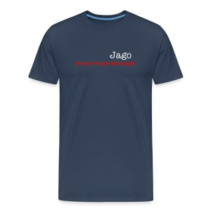 Jago Photographer - Men's Premium T-Shirt