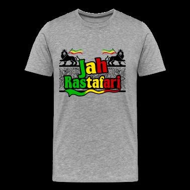 jah rastafari T-Shirts