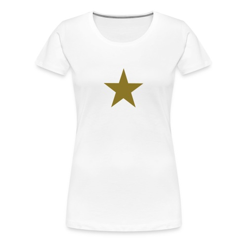 Women's star t shirt - Women's Premium T-Shirt