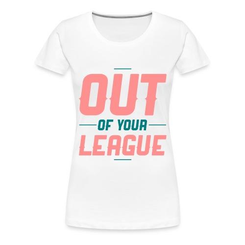 OOYL_WMN - Koszulka damska Premium