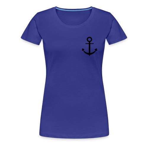 marine  - T-shirt Premium Femme