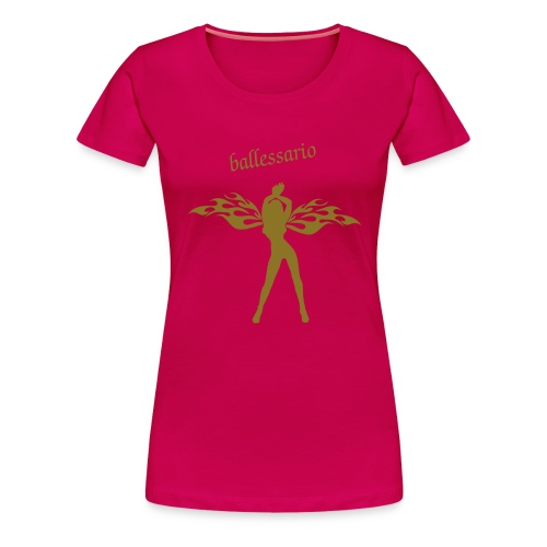 ballessario fashion woman - Frauen Premium T-Shirt