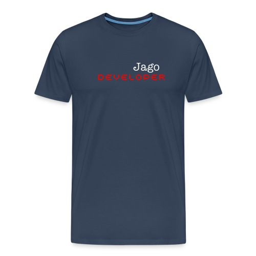 Jago Developer - Men's Premium T-Shirt