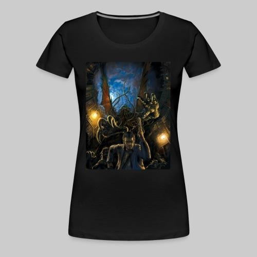 WTP: Call of Cthulhu No.1 - Women's Premium T-Shirt