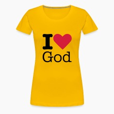 I Love God T-Shirts