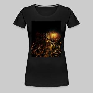 WTH: Call of Cthulhu No.2  - Women's Premium T-Shirt