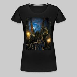 WTH: Call of Cthulhu No.1 - Women's Premium T-Shirt