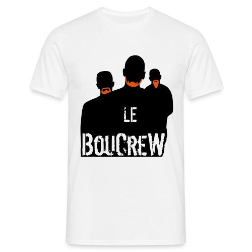 Le BouCrew - Tee shirt classique Homme - T-shirt Homme
