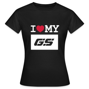 I love my GS - Women's T-Shirt