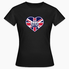 Love Crown Diamond Jubilee © T-Shirts