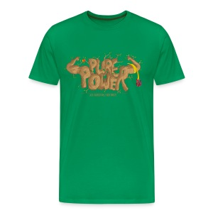 Pure Power - Männer Premium T-Shirt