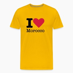 I Love Morocco T-Shirts