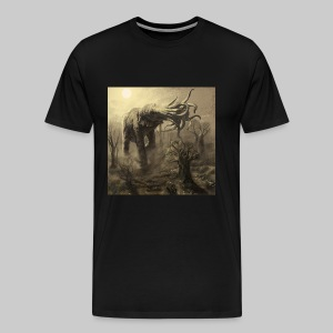 MTP: Cthulhuphant - Men's Premium T-Shirt