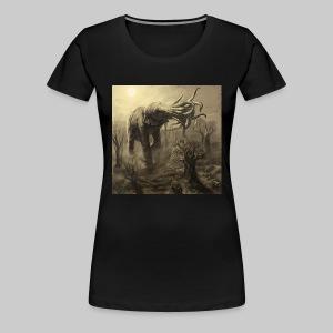 WTP: Cthulhuphant - Women's Premium T-Shirt