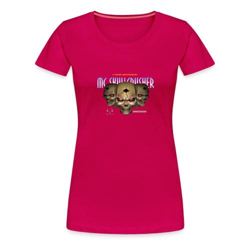 ladies shirt 5 years of - Vrouwen Premium T-shirt