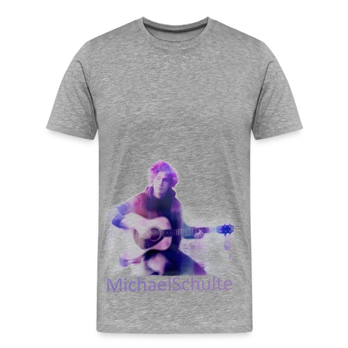 Michael Schulte Skyline - Männer Premium T-Shirt