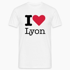I Love Lyon T-Shirts