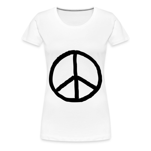 Peace T-Shirt II - Women's Premium T-Shirt