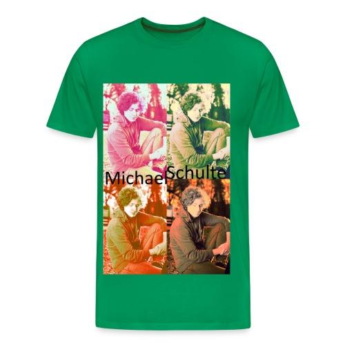 4Schulte - Männer Premium T-Shirt