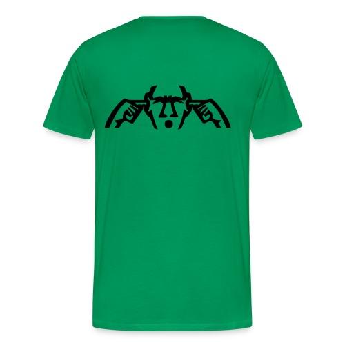 MK Shirt zu laut - Männer Premium T-Shirt