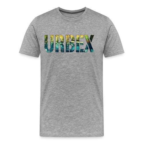 Urbex Machinery - Männer Premium T-Shirt
