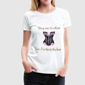 Hen party Tee shirts - Women's Premium T-Shirt