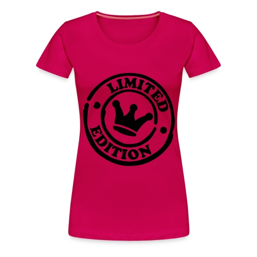 Women's Premium T-Shirt - T shirt Pink Limited Addition