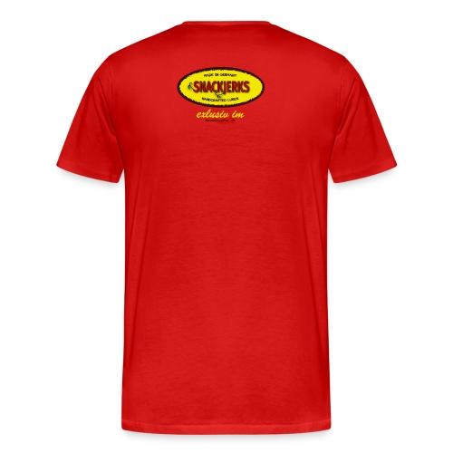 snackjerks - Männer Premium T-Shirt